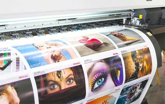 Solvent Printing Service agency Aurangabad